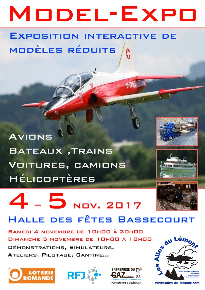 2017 28 09 ALAG Model Expo Affiche web